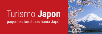Turismo Japon paquetes turísticos hacia Japόn.