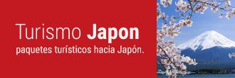 Turismo Japon paquetes turísticos hacia Japόn.
