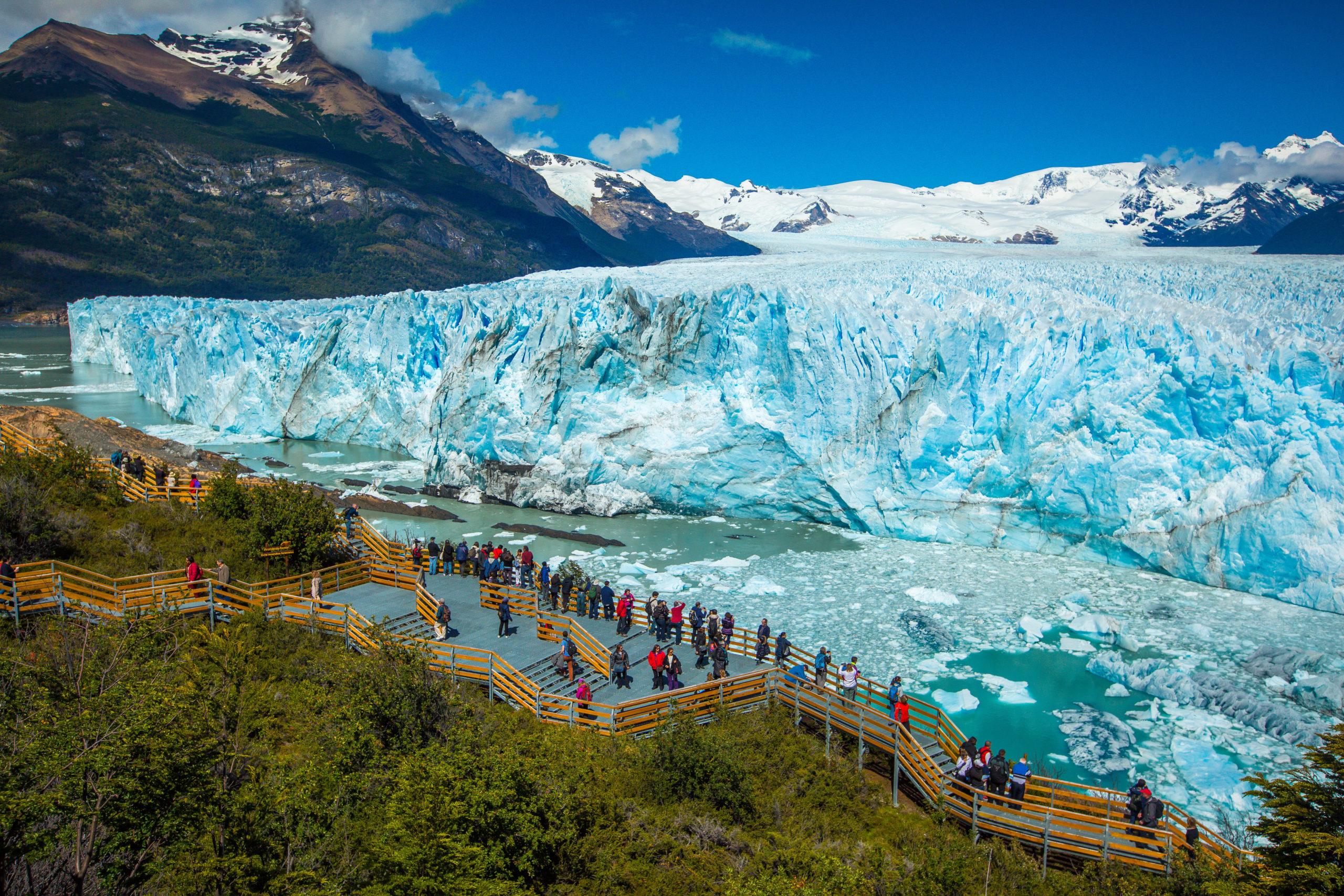 ◆ペリト・モレノ氷河